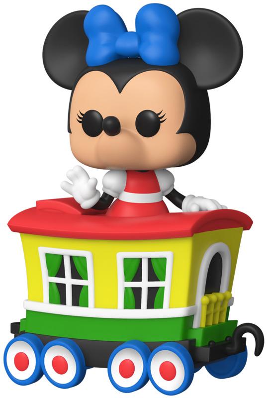 Disneyland: Minnie Train in Carriage - Pop! Vinyl Figure
