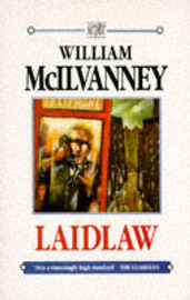 Laidlaw by William McIlvanney image