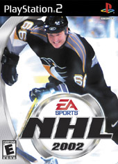NHL 2002 for PlayStation 2