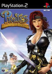 Pirates: The Legend of Black Kat for PS2