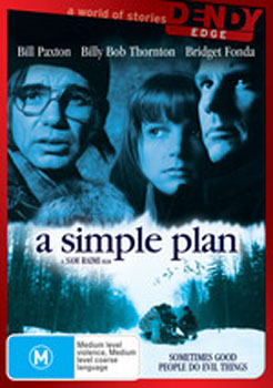 A Simple Plan on DVD image