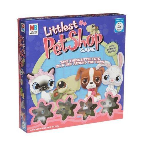 Littlest Pet Shop Boardgame