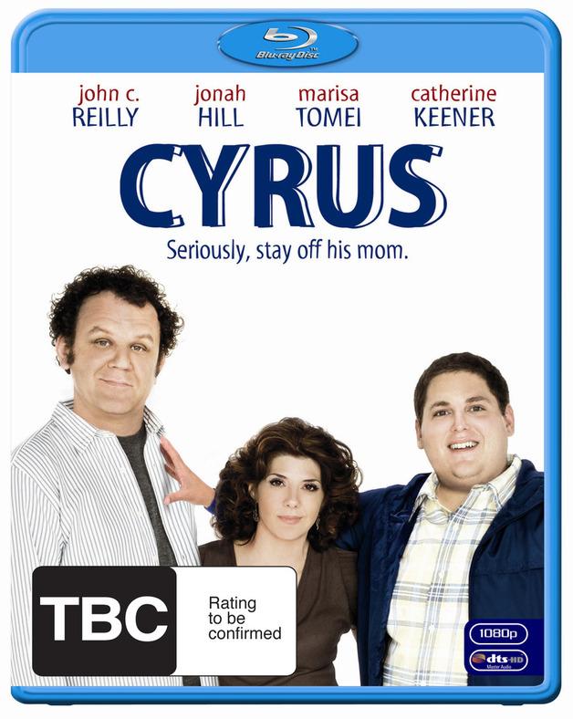 Cyrus on Blu-ray