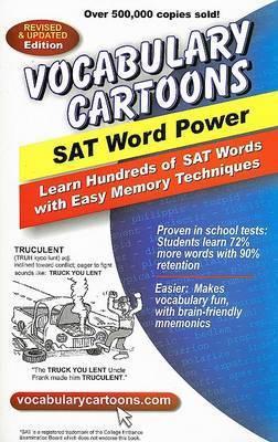 Vocabulary Cartoons, SAT Word Power by Sam Burchers