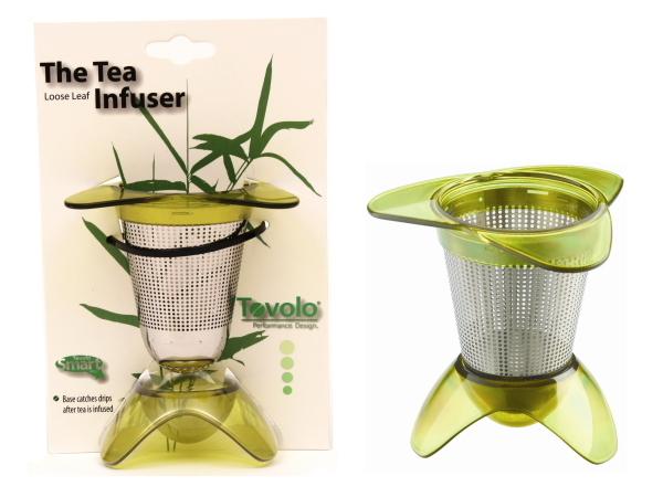 In-Mug Tea Infuser - Green