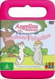 Angelina Ballerina:  Angelina's Valentine on DVD