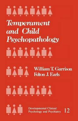 Temperament and Child Psychopathology by William T. Garrison image