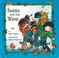 Sasha and the Wind by Rhea Tregebov image