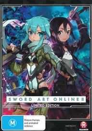 Sword Art Online 2 (Part 2) DVD