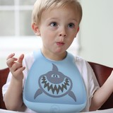 Make My Day: Baby Bibs - Grab A Bite Shark