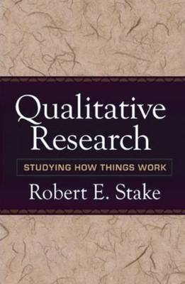 Qualitative Research by Robert E. Stake image