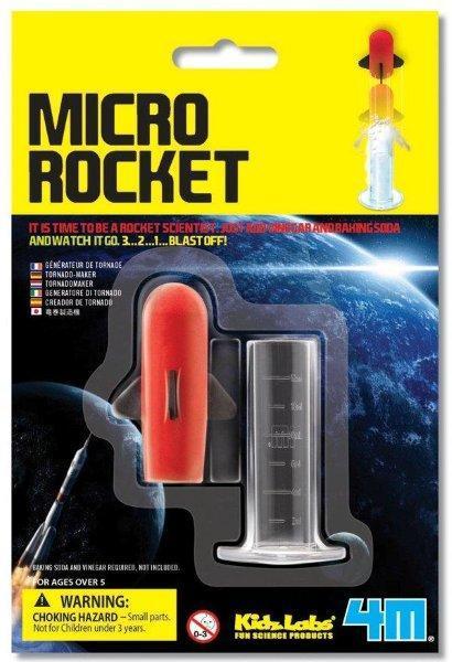 4M: Science Micro Rocket