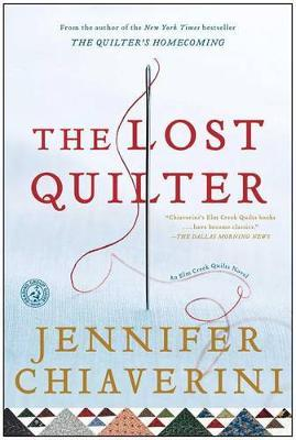 The Lost Quilter by Jennifer Chiaverini image
