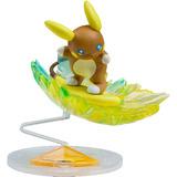 Pokemon: Moncolle Alolan Raichu (Stoked Sparksurfer ver.) - PVC Figure