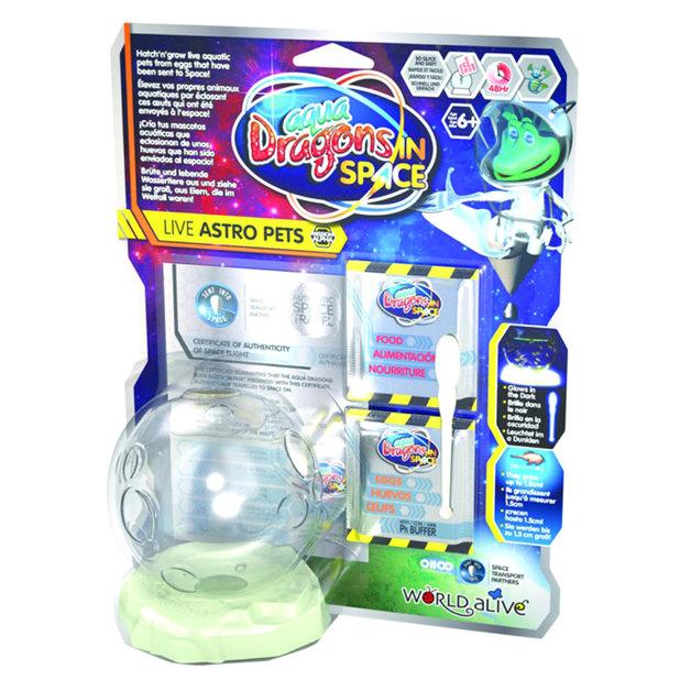 Aqua Dragons: Live Astro Pets