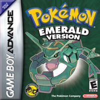 Pokemon Emerald for Game Boy Advance image