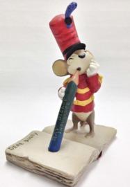 Walt Disney: Timothy Mouse - Maquette Statue