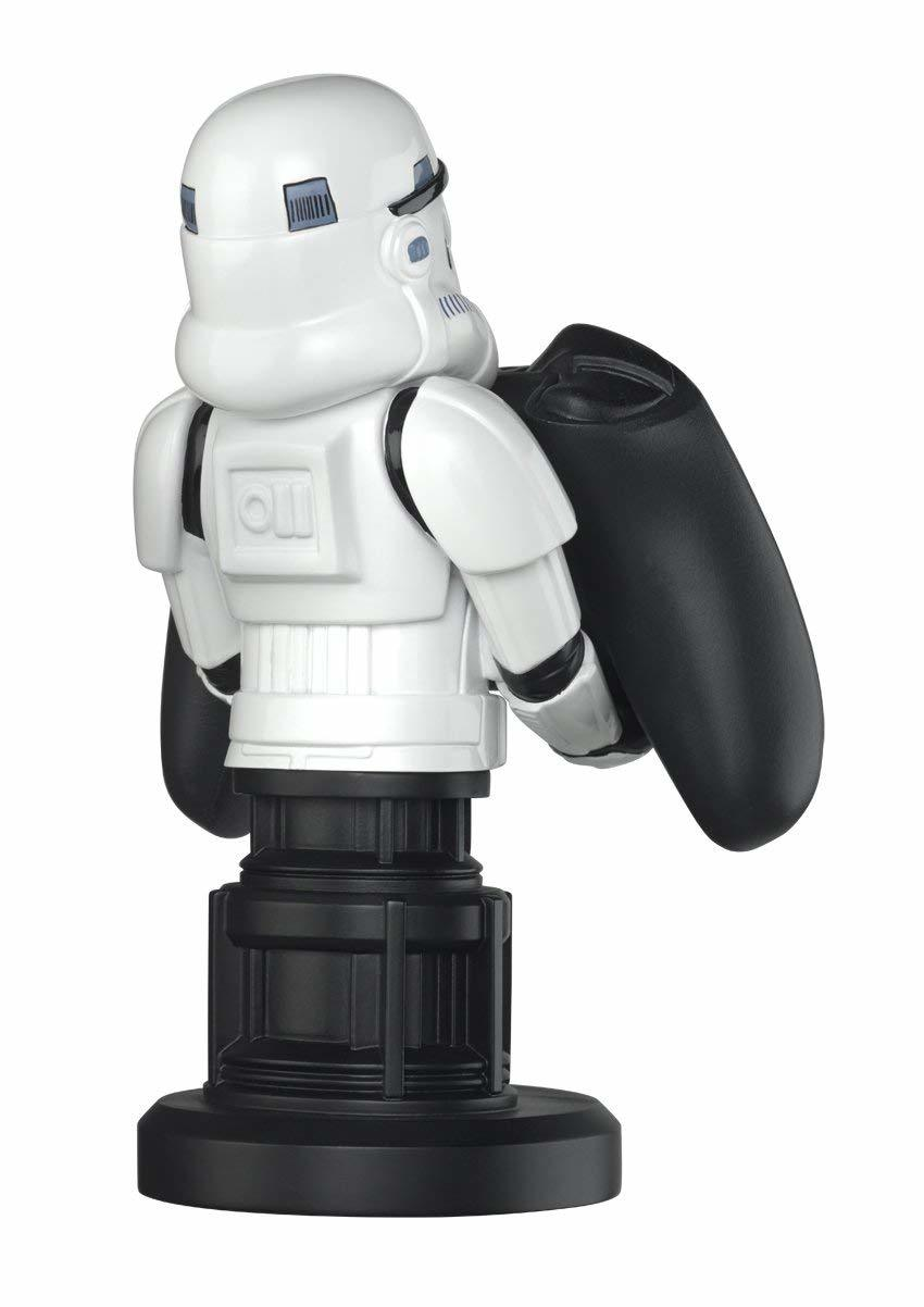 Cable Guy Controller Holder - Storm Trooper for PS4 image