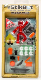 Stikbot: Action Pack - Lifestyles (Red)