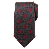 Game of Thrones Targaryen Geometric Sword Gray Men's Tie