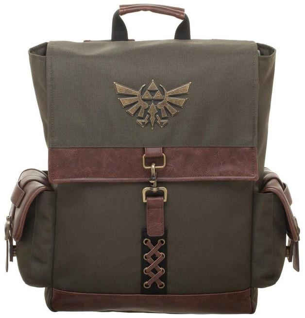 Nintendo Square Backpack - The Legend Of Zelda