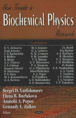 New Trends in Biochemical Physics Research image