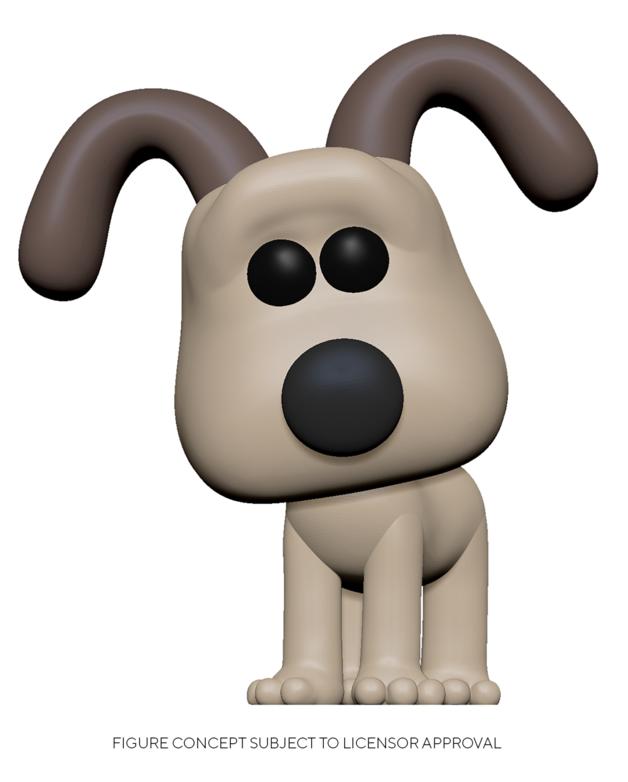 Wallace & Gromit: Gromit - Pop! Vinyl Figure
