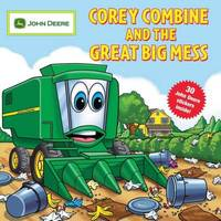 Corey Combine and the Great Big Mess image