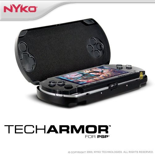 Nyko Tech Armour for PSP