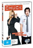Chuck - The Complete 1st Season (4 Disc Set) DVD