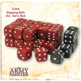 Army Painter Wargamer Dice: Red