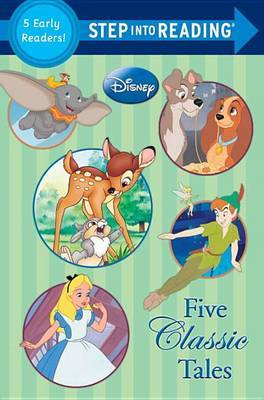 Disney Five Classic Tales by Various ~