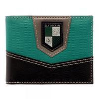 Harry Potter Slytherin Bi-Fold Wallet