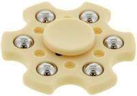 Hex Fidget Spinner - Sand