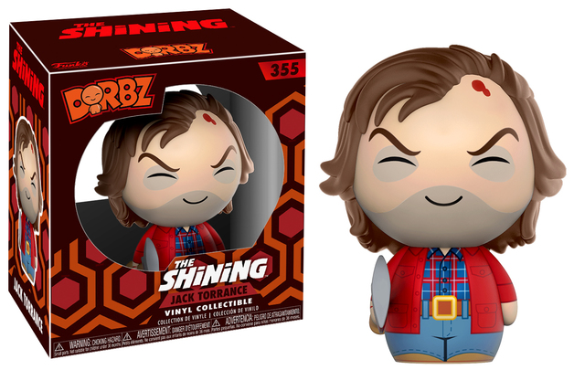 The Shining - Jack Torrance Dorbz Vinyl Figure (with a chance for a Chase version!)
