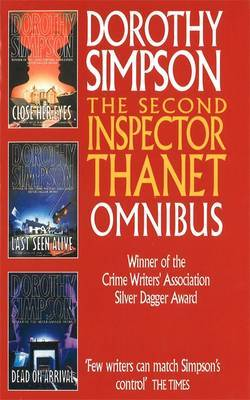 The Second Inspector Thanet Omnibus by Dorothy Simpson image