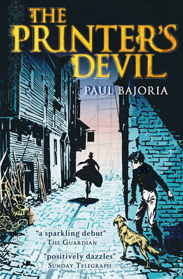 The Printer's Devil by Paul Bajoria image