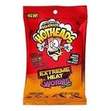 Warheads: Hothead Extreme Heat Worms - Original (142g)