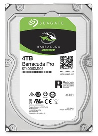 "4TB Seagate: Barracuda Pro [3.5"", 6Gb/s SATA, 7200RPM] - Internal Hard Drive"