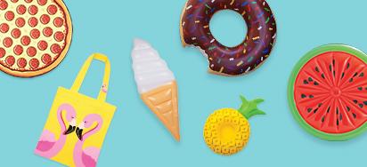 Summer Fun Essentials - Up to 40% OFF!