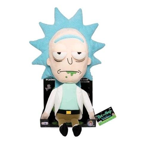 "Rick and Morty: Rick - 16"" Plush image"