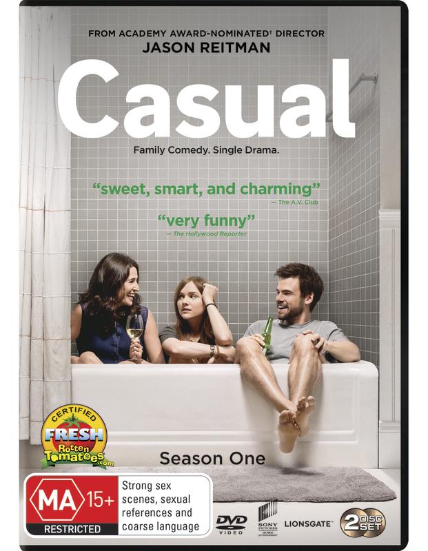 Casual - Season 1 on DVD