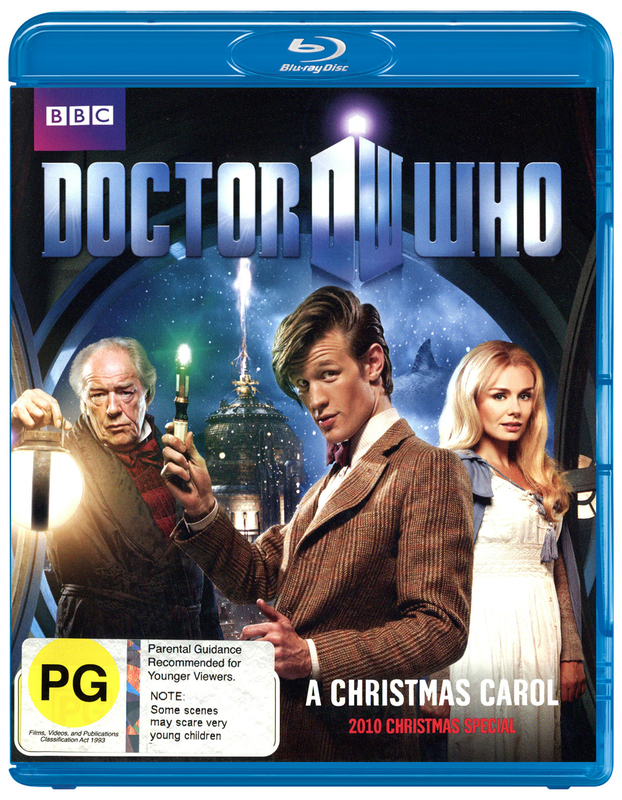 Doctor Who: A Christmas Carol on Blu-ray