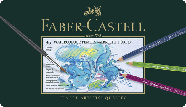 Faber-Castell: Albrecht Durer Pencil (Tin of 36)