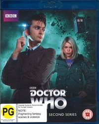 Doctor Who: The Complete Second Series on Blu-ray