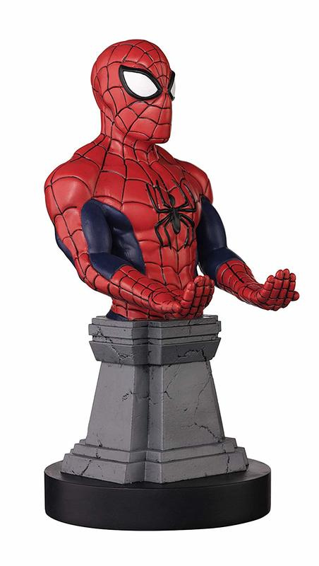 Cable Guy Controller Holder - Spider-man for PS4
