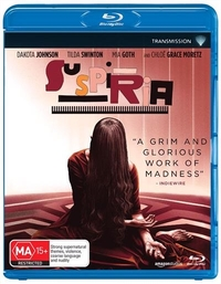 Suspiria (2018) on Blu-ray