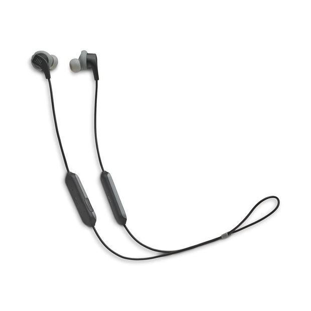 JBL Endurance RUNBT Sweatproof Wireless In-Ear Sport Headphones - Black
