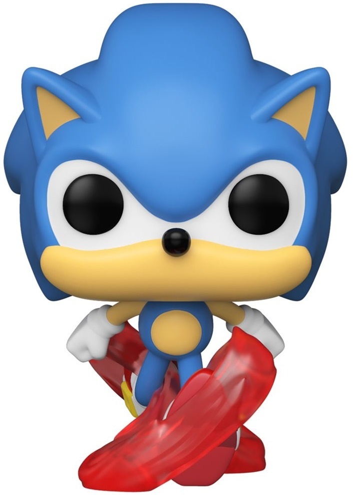 Classic Sonic - Pop! Vinyl Figure At Mighty Ape NZ