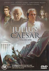 Julius Caesar on DVD